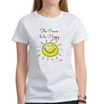 The Power To Be Happy T-Shirt