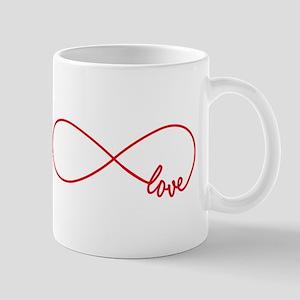 Never ending love Mugs