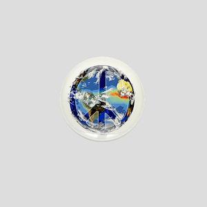 World Peace Mini Button