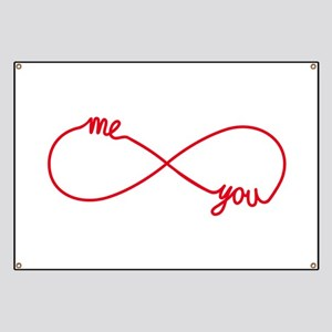 You and me together forever Banner