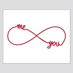 You and me together forever Posters