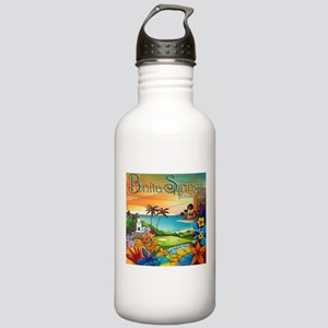 #6 Cuban Artist Alex Nunez Water Bottle