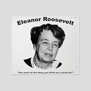 Eleanor: Do Throw Blanket
