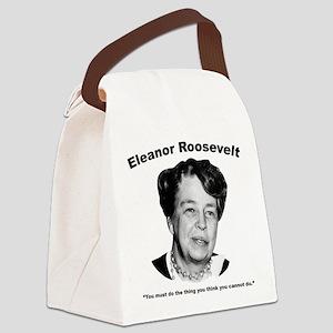 Eleanor: Do Canvas Lunch Bag