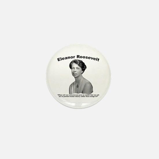 Eleanor: Conscience Mini Button