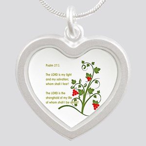 Psalm 27:1 Necklaces
