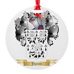 Jepson Round Ornament