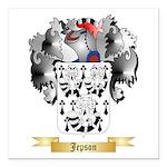 Jepson Square Car Magnet 3