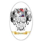 Jepson Sticker (Oval 10 pk)
