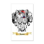 Jepson 35x21 Wall Decal