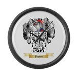 Jepson Large Wall Clock