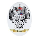 Jepson Ornament (Oval)