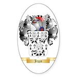 Jepps Sticker (Oval 10 pk)