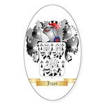 Jepps Sticker (Oval 50 pk)