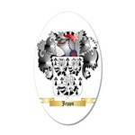 Jepps 20x12 Oval Wall Decal