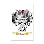 Jepps 35x21 Wall Decal