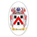 Jenyns Sticker (Oval 10 pk)