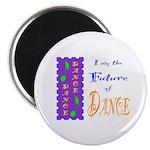 Future of Dance Kids Light Magnet