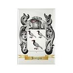 Jentges Rectangle Magnet (100 pack)