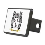 Jentges Rectangular Hitch Cover