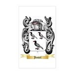 Jentel Sticker (Rectangle)