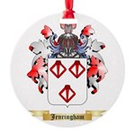 Jenringham Round Ornament