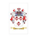 Jenringham Sticker (Rectangle)