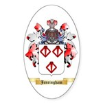 Jenringham Sticker (Oval 50 pk)