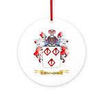 Jenringham Ornament (Round)