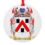 Jennins Round Ornament