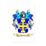 Jenner Sticker (Rectangle 50 pk)