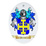 Jenner Ornament (Oval)