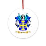 Jenner Ornament (Round)