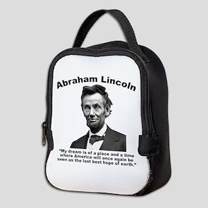 Lincoln: BestHope Neoprene Lunch Bag