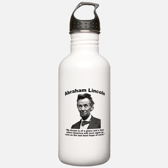 Lincoln: BestHope Water Bottle