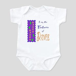 Future of Dance Kids Light Infant Bodysuit