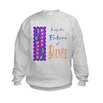 Future of Dance Kids Light Kids Sweatshirt