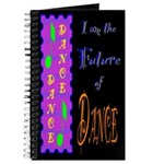 Future of Dance Kids Dark Journal