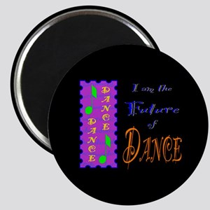 Future of Dance Kids Dark Magnet