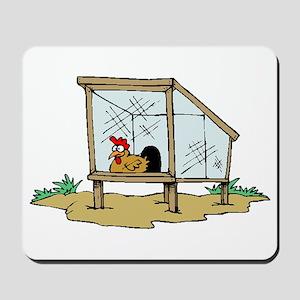 Chicken Coop Mousepad