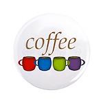 Coffee Jewel Tone Mugs 3.5
