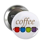 Coffee Jewel Tone Mugs 2.25