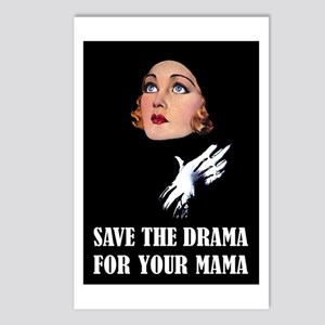 SAVE IT FOR YOUR MAMA Postcards (Package of 8)