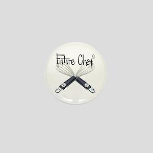 Future Chef Mini Button