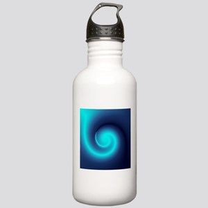 Deep Sea Swirl Stainless Water Bottle 1.0L