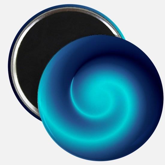 Deep Sea Swirl Magnets