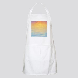 Colorful Lowtide Bay - Pastel 100 inch Apron