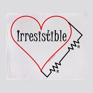 Irresistible Throw Blanket
