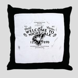 Nightvale Ouija Throw Pillow