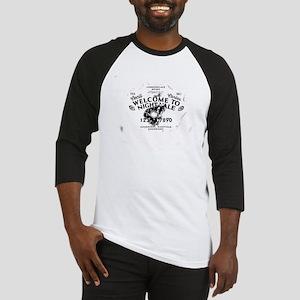 Nightvale Ouija Baseball Jersey